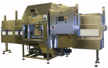 Monoblock Fill Plug Cap Machine Bottle filler sold by Inline Filling Systems