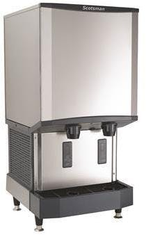 "Scotsman HID540AW-1 Meridian"" Ice Machine/Dispenser Ice machine sold by CKitchen / E. Friedman Associates"