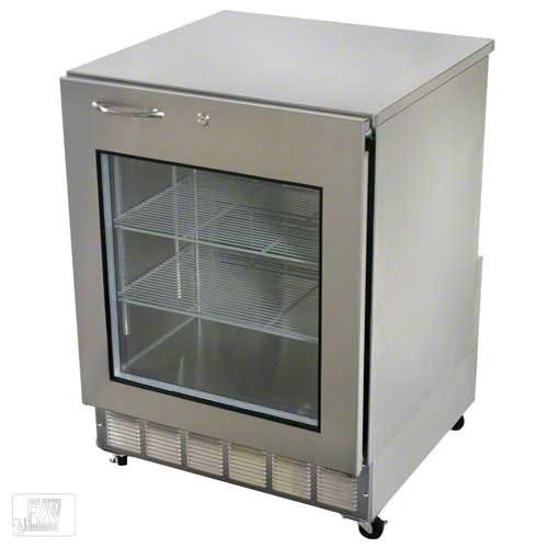 "Glastender - UCR24X-R 24"" Undercounter Refrigerator Commercial refrigerator sold by Food Service Warehouse"