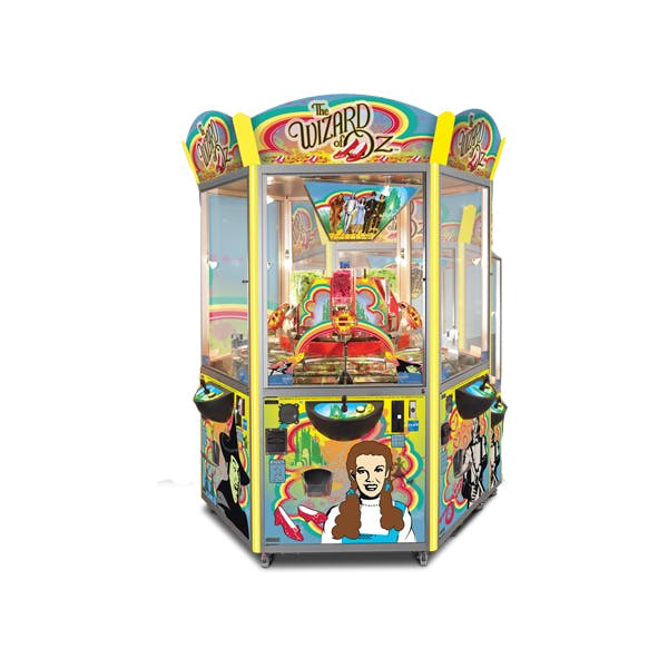 Wizard of Oz 6 Player Pusher - sold by Betson Enterprises