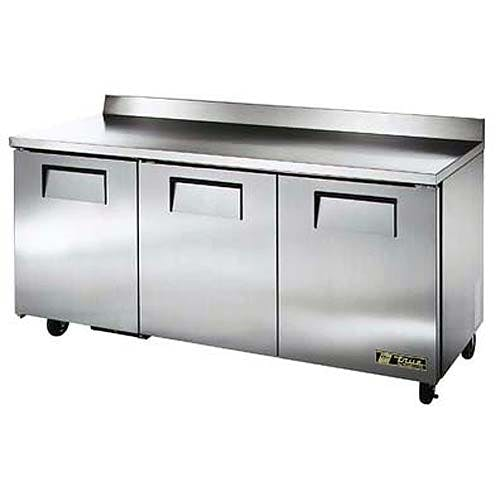 "True - TWT-72-ADA 73"" ADA Compliant Worktop Refrigerator Commercial refrigerator sold by Food Service Warehouse"