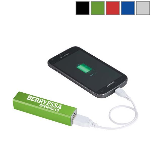 Jolt Charger Promotional product sold by MicrobrewMarketing.com