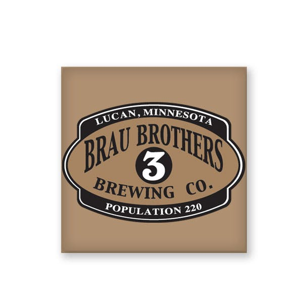 Artisan Ceramic Coaster (4-1/4in sq.) Drink coaster sold by MicrobrewMarketing.com