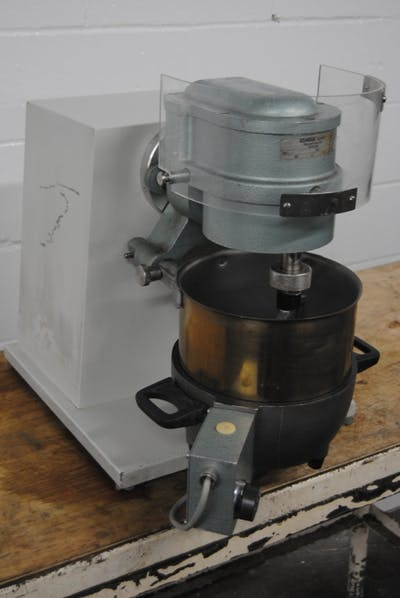 Erweka model AR420 Vertical Mixer Mixer sold by Union Standard Equipment Co