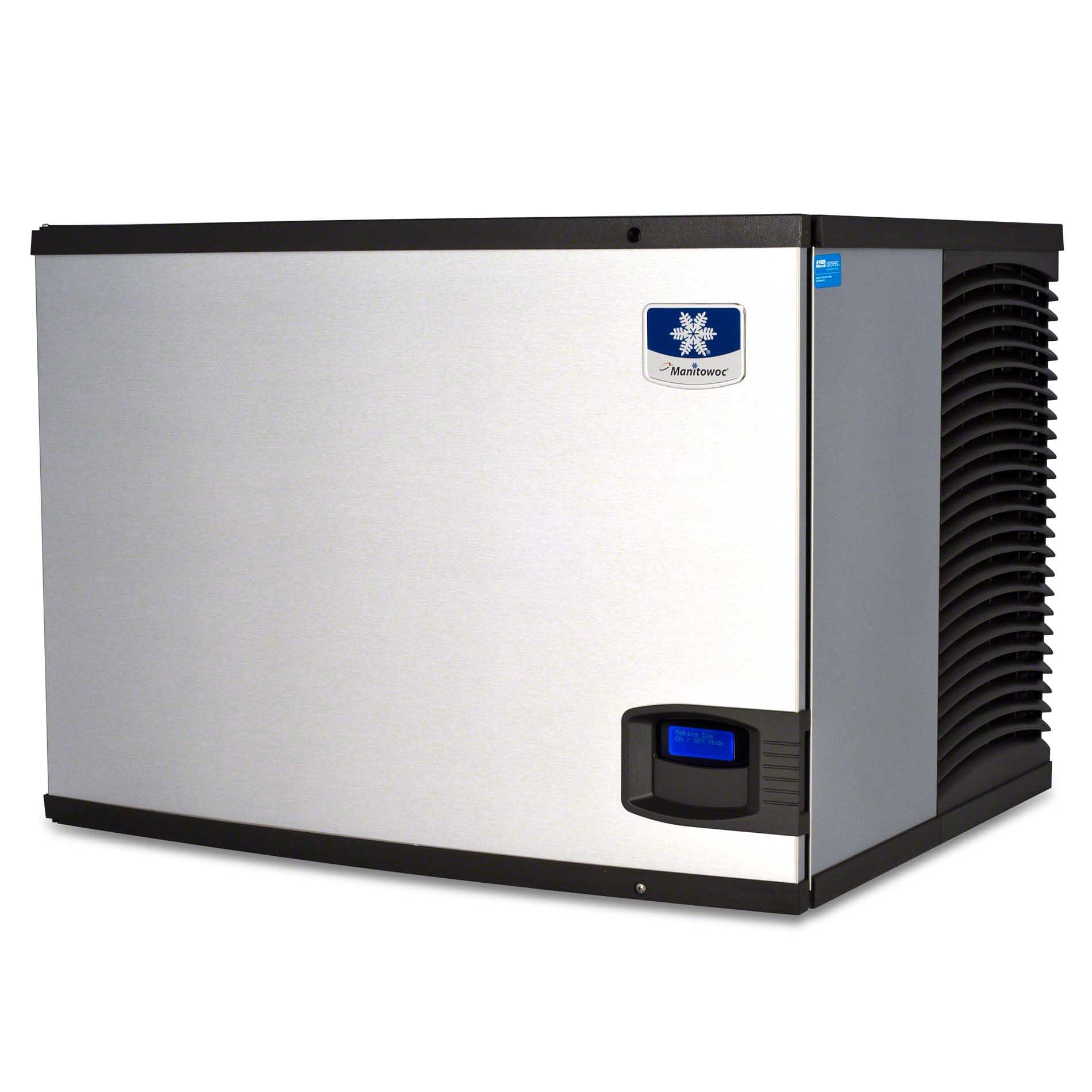 Manitowoc - IY-0594N 510 lb Half Size Cube Ice Machine - Indigo Series Ice machine sold by Food Service Warehouse
