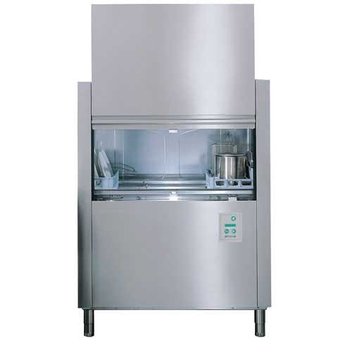 Jet Tech - FX-44 210 Rack/Hr High-Temp Conveyor Dishwasher Commercial dishwasher sold by Food Service Warehouse