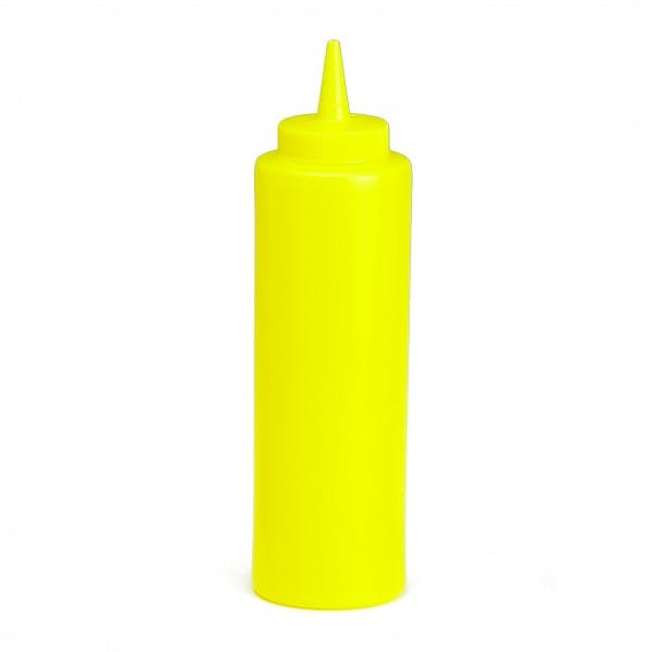 12 oz. Yellow Squeeze Bottle