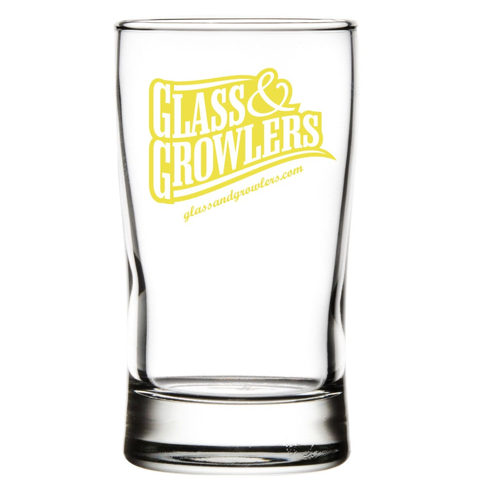 Taster 5 oz Glass Beer glass sold by Glass and Growlers