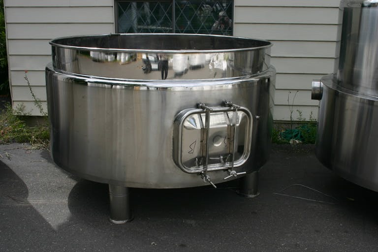 15 Barrel Brewing System – Domes Direct Fired. - sold by BC Packaging Service Brew-Stuff