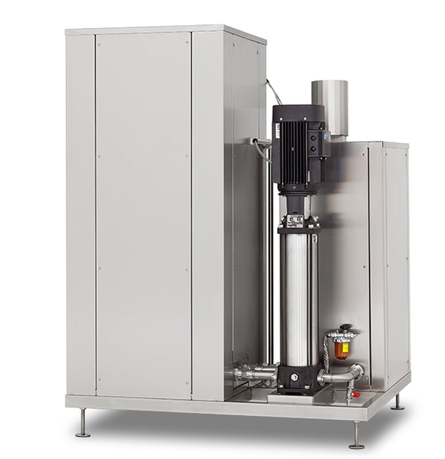 Pasteurizer EHA 90 Pasteurizer sold by Mobile Juice Factory