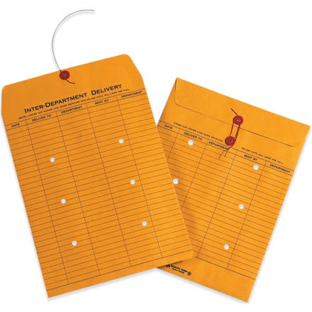 Inter-Department Envelopes Envelope sold by Ameripak, Inc.