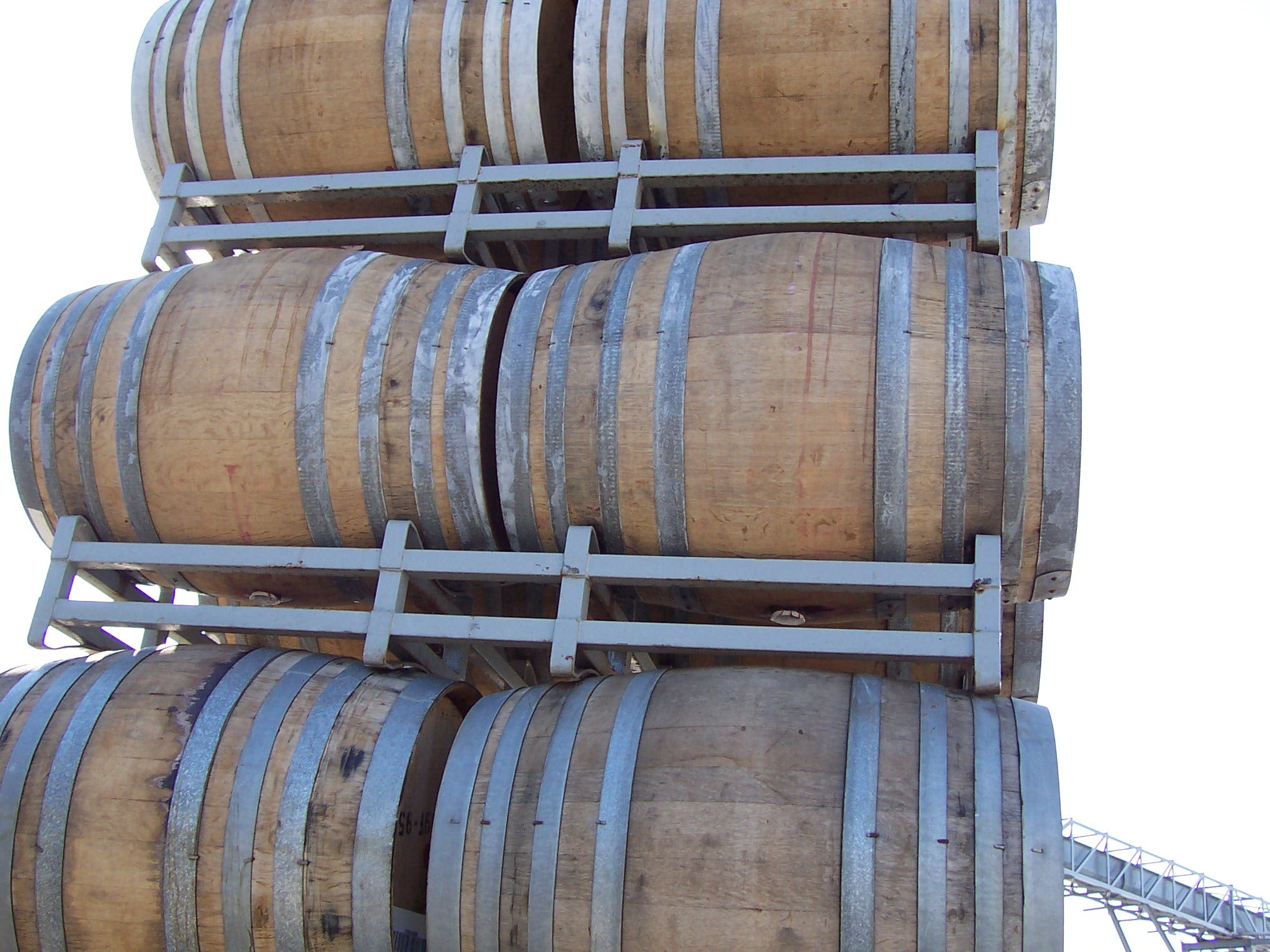 Planter, Furniture and Decoration Grade Barrels Whiskey barrel sold by Quality Wine Barrels