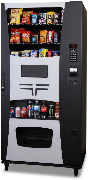 Dominator 29 Combo Vending machine sold by Vendors North Carolina