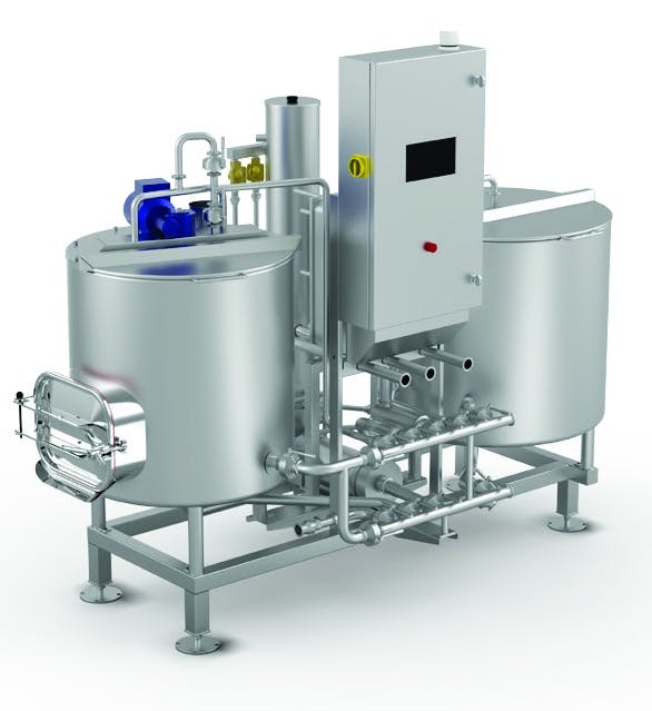 SK Group BHM-S 4 BBL Brewhouses Brewhouse sold by Prospero Equipment Corp.