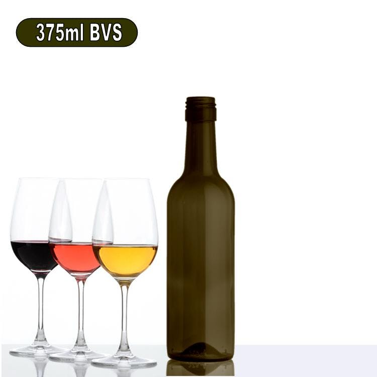 375ml W375G-BVS Bordeaux Wine Bottle Wine bottle sold by Wholesale Bottles USA