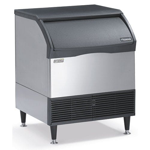 Scotsman CU3030MA-1 - Undercounter Ice Machine Prodigy Air Cooled, 250 lbs. Production, 110 lbs. Storage with Free Water Filter Ice machine sold by Elite Restaurant Equipment