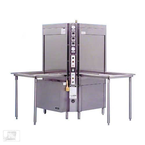 Insinger - SW-12-C 13 Rack/Hr Corner Load Pot and Pan Washer Commercial dishwasher sold by Food Service Warehouse