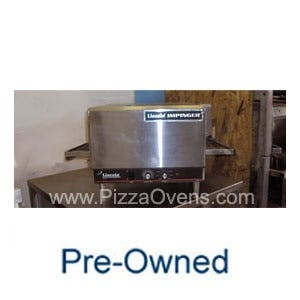 Pre-Owned Lincoln Countertop Baking / Finishing Electric Impinger Oven Pizza oven sold by pizzaovens.com