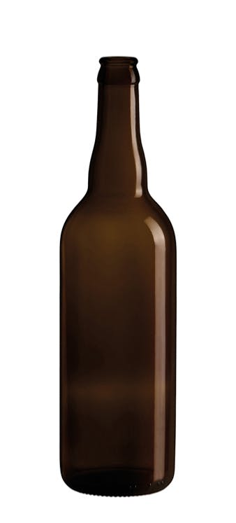 750ml Belgian Crown Cap Beer bottle sold by Wine and Beer Supply