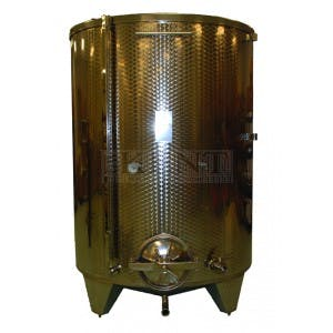 Supreme Conical Bottom with Cooling Jacket Tank Wine tank sold by GW Kent