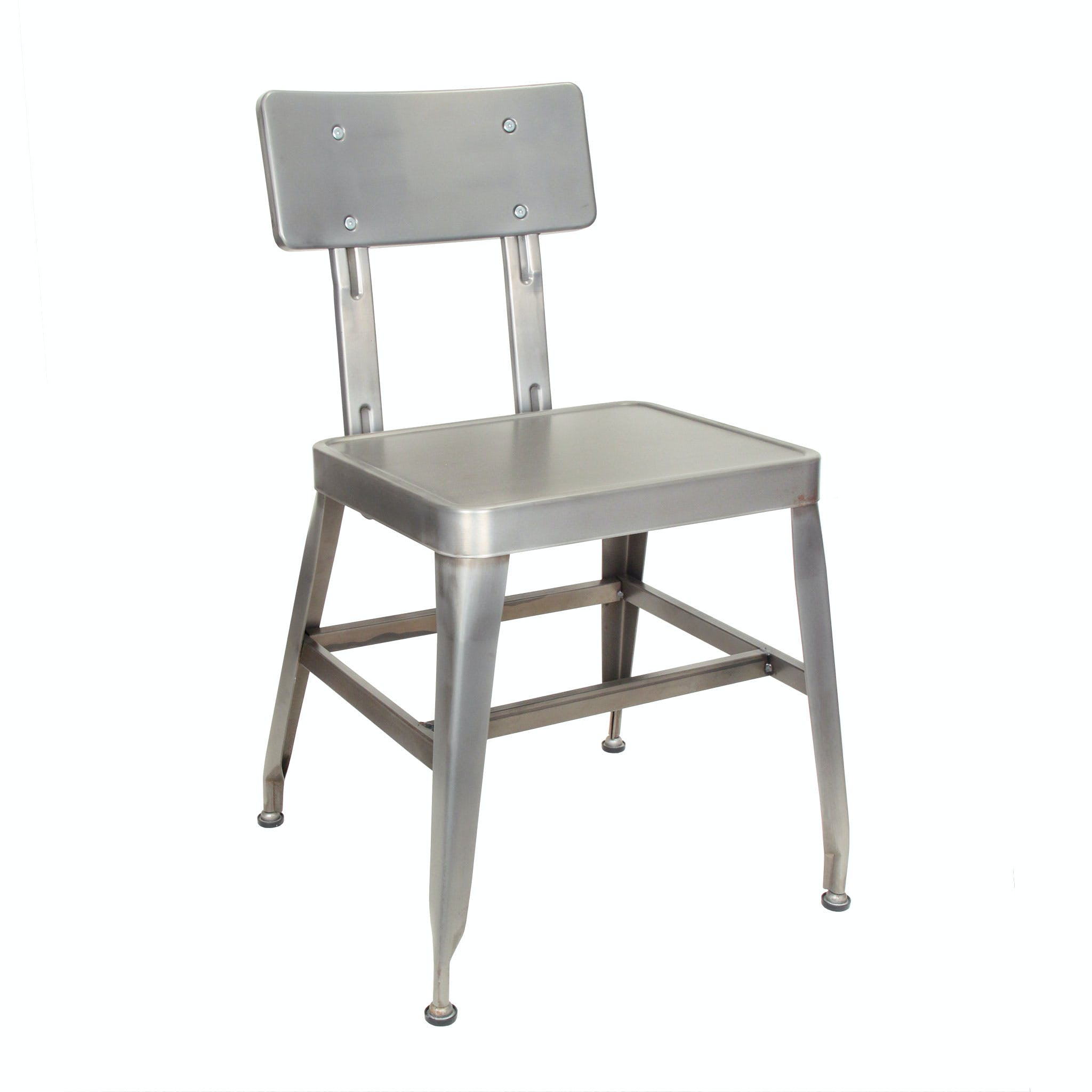 Attrayant Clear Coat Simon Chair   Simon Cafe Chair   Sold By East Coast Chair U0026  Barstool
