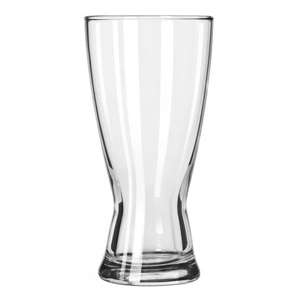 15 oz. Hourglass Pilsner Beer Glass