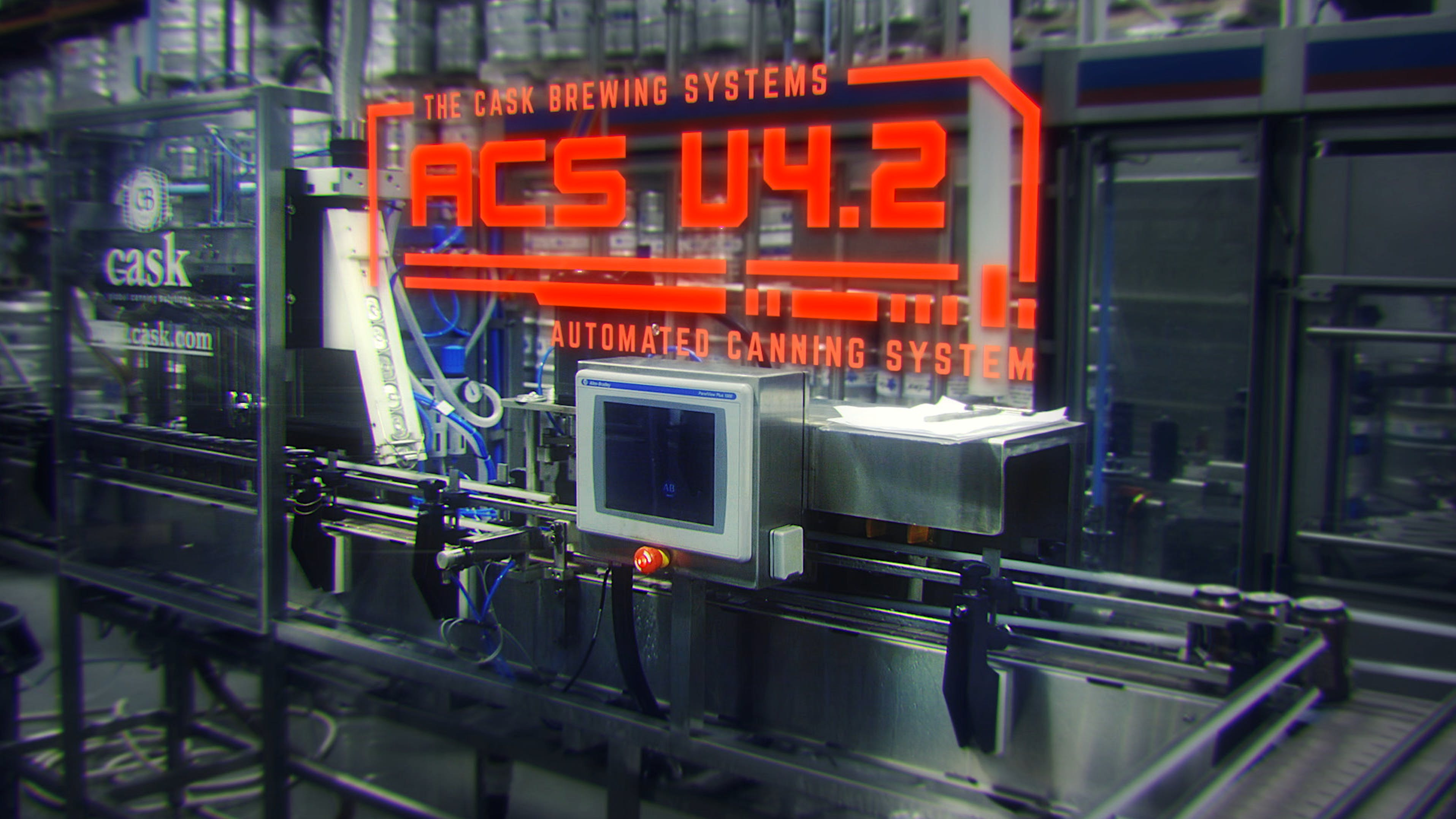 ACS: Automated Canning System V4.2 (35 CPM)