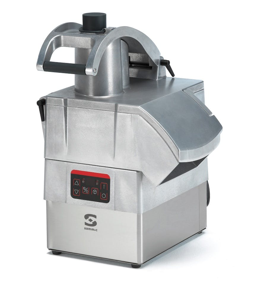 Sammic CK-301 Combi Vegetable Prep & Food Processor (300/1000 lbs capacity/hr) Vegetable cutter and dicer sold by pizzaovens.com
