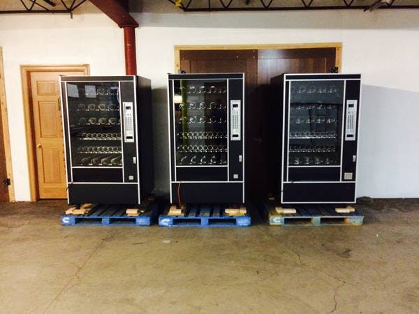 Automatic Products 6600 snack vending machines - Refurbished Snack Vending machines - sold by One Stop Vending Solutions Inc