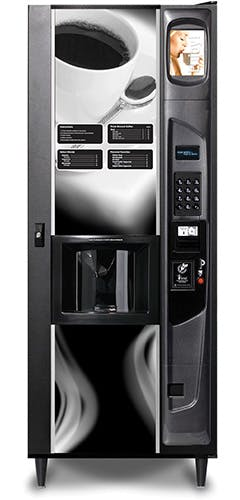 Cafe Express Hot Beverage Vendor Vending machine sold by Vendors North Carolina
