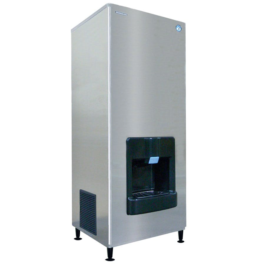 Hoshizaki DKM-500BAH Serenity 466 lb. Ice Machine / Dispenser - Air Cooled Ice machine sold by WebstaurantStore