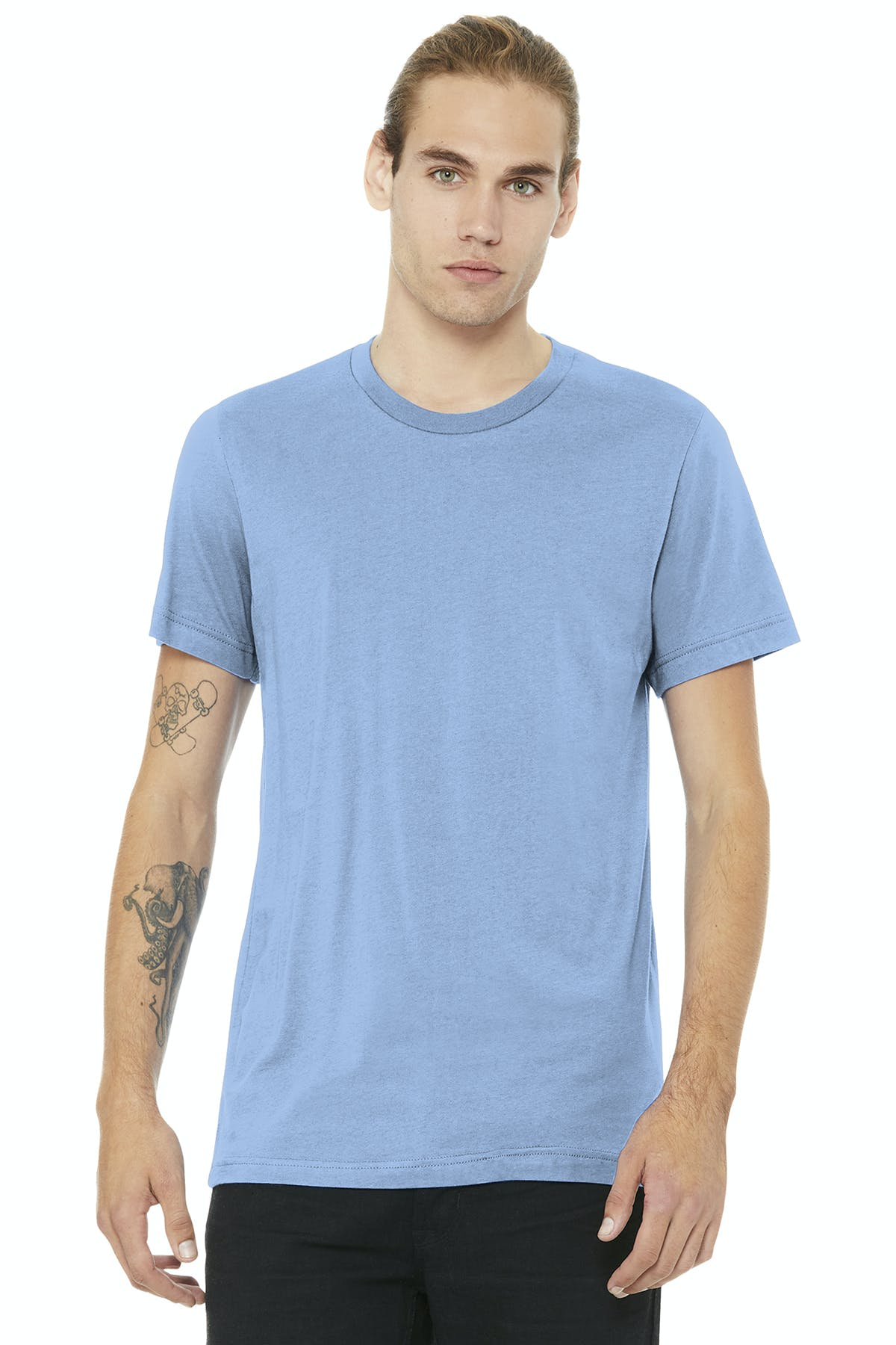 Bella+Canvas ® Unisex Jersey Short Sleeve Tee - sold by PRINT CITY GRAPHICS, INC
