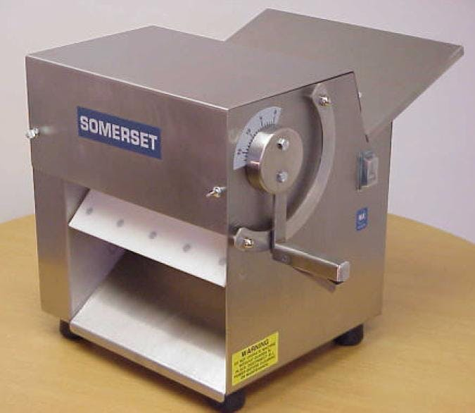 Dough Sheeter Dough sheeter sold by ChefsFirst