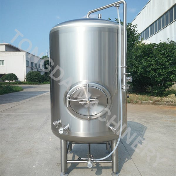 10BBL Single-walled Brite Tank Bright tank sold by TD Machinery Co., Ltd.