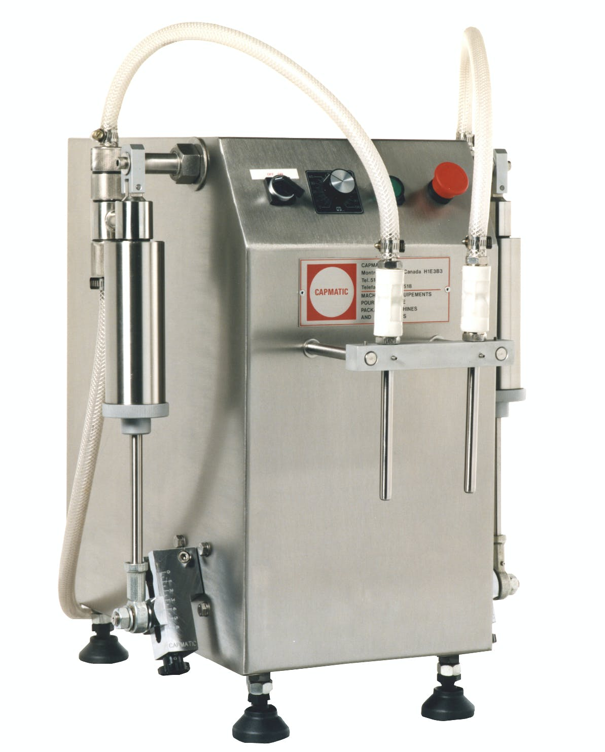 Capmatic CF-1P Liquid Filler Bottle filler sold by Capmatic