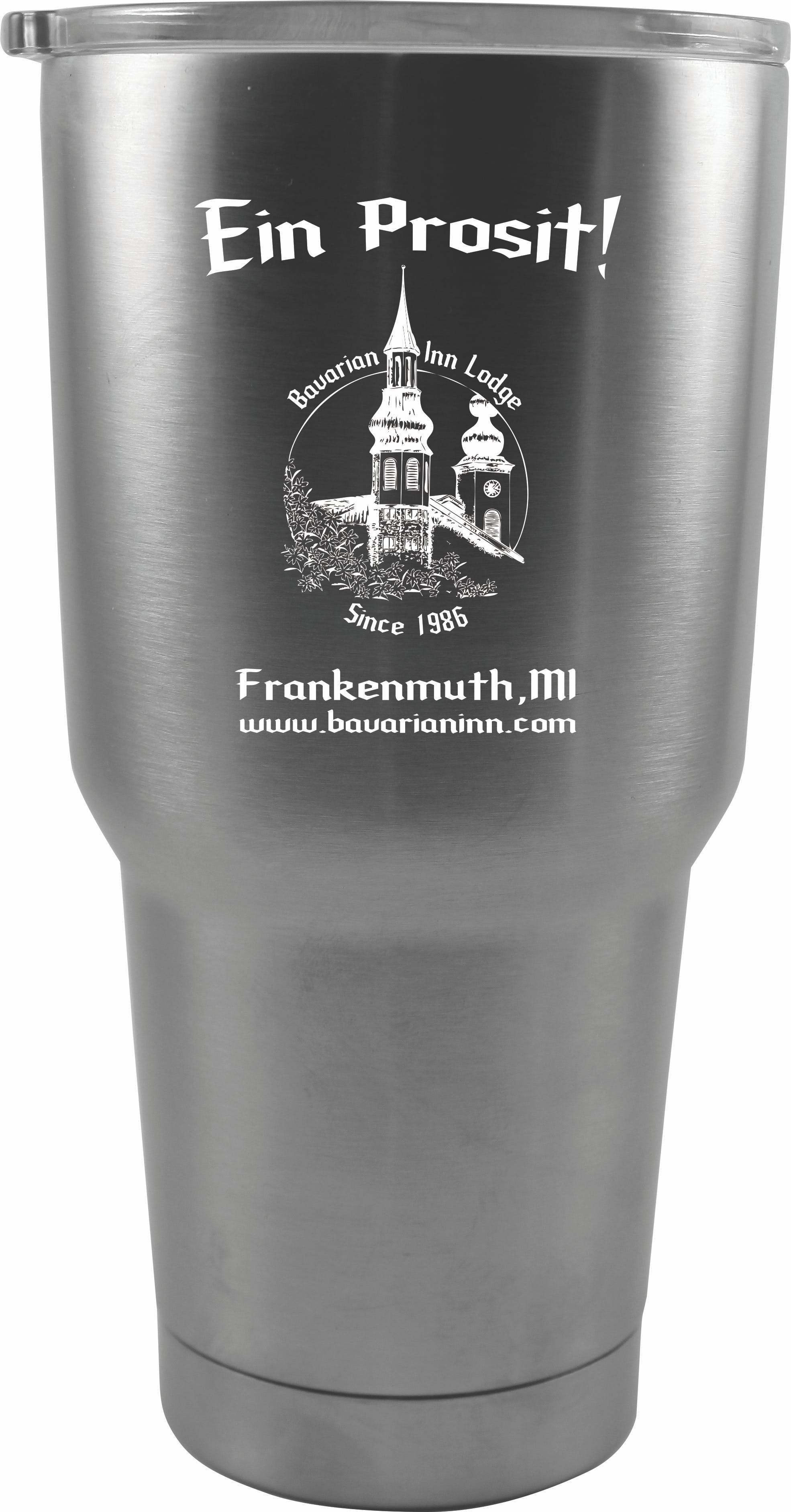 30 oz. The BOSS Stainless Steel Promotional product sold by Prestige Glassware