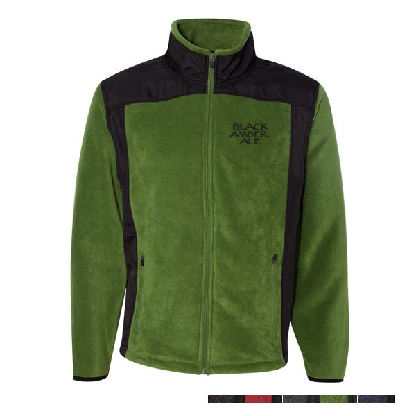 CO Clothing Telluride Nylon/Polarfleece Jacket Promotional apparel sold by MicrobrewMarketing.com