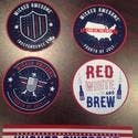 Vinyl and Paper Promotional Stickers - Promotional sticker sold by New England Label Group