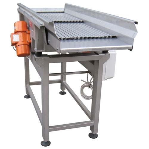 Vibrating Table Grape sorting table sold by The Vintner Vault