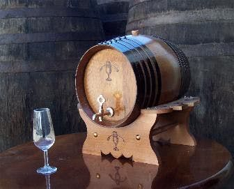 BARREL OF 32 LITERS Whiskey barrel sold by TONECOR SL