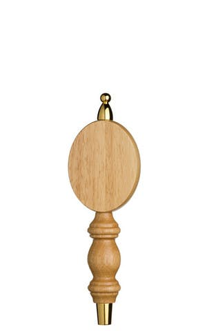 Medium Natural Empire Tap Handle Tap handle sold by Taphandles LLC