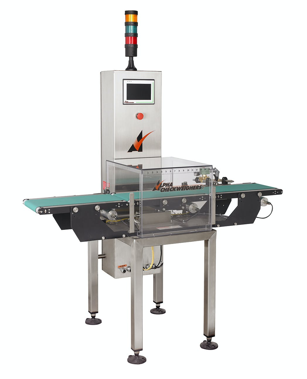 Model PW-12 Checkweigher sold by All-Fill