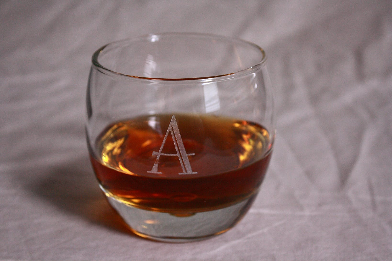 Personalized Rocks Glasses - sold by Bluegrass Barrels