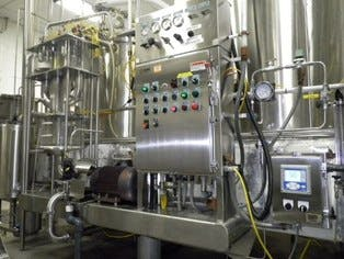 RDM Blending System  Blender sold by Beverage Industries