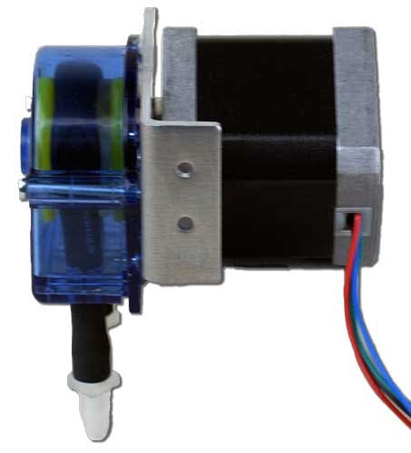 Variable-flow Stepper OEM Peristaltic Pump - sold by APT Instruments