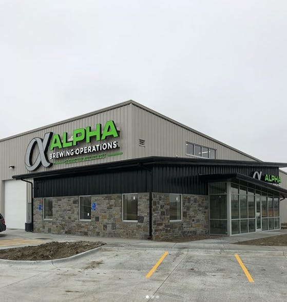 Alpha Brewing Operations   Products & Reviews