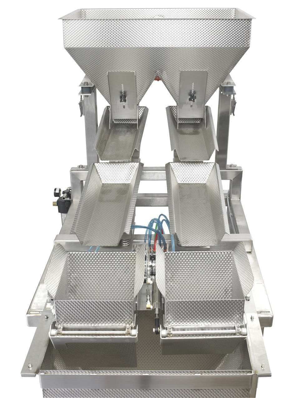 VF-HD Series Net weight filler sold by All-Fill