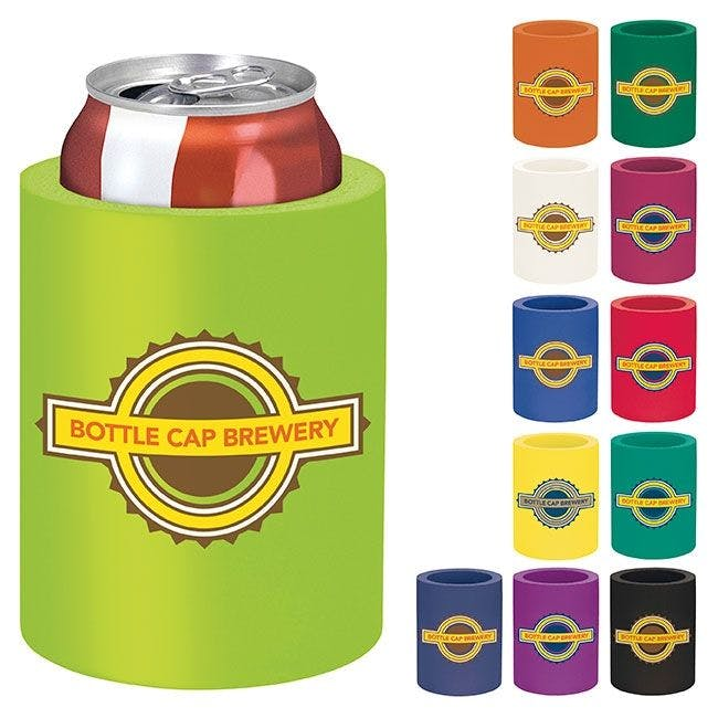 The Original Koozie® Can Kooler Koozie sold by Ink Splash Promos™, LLC