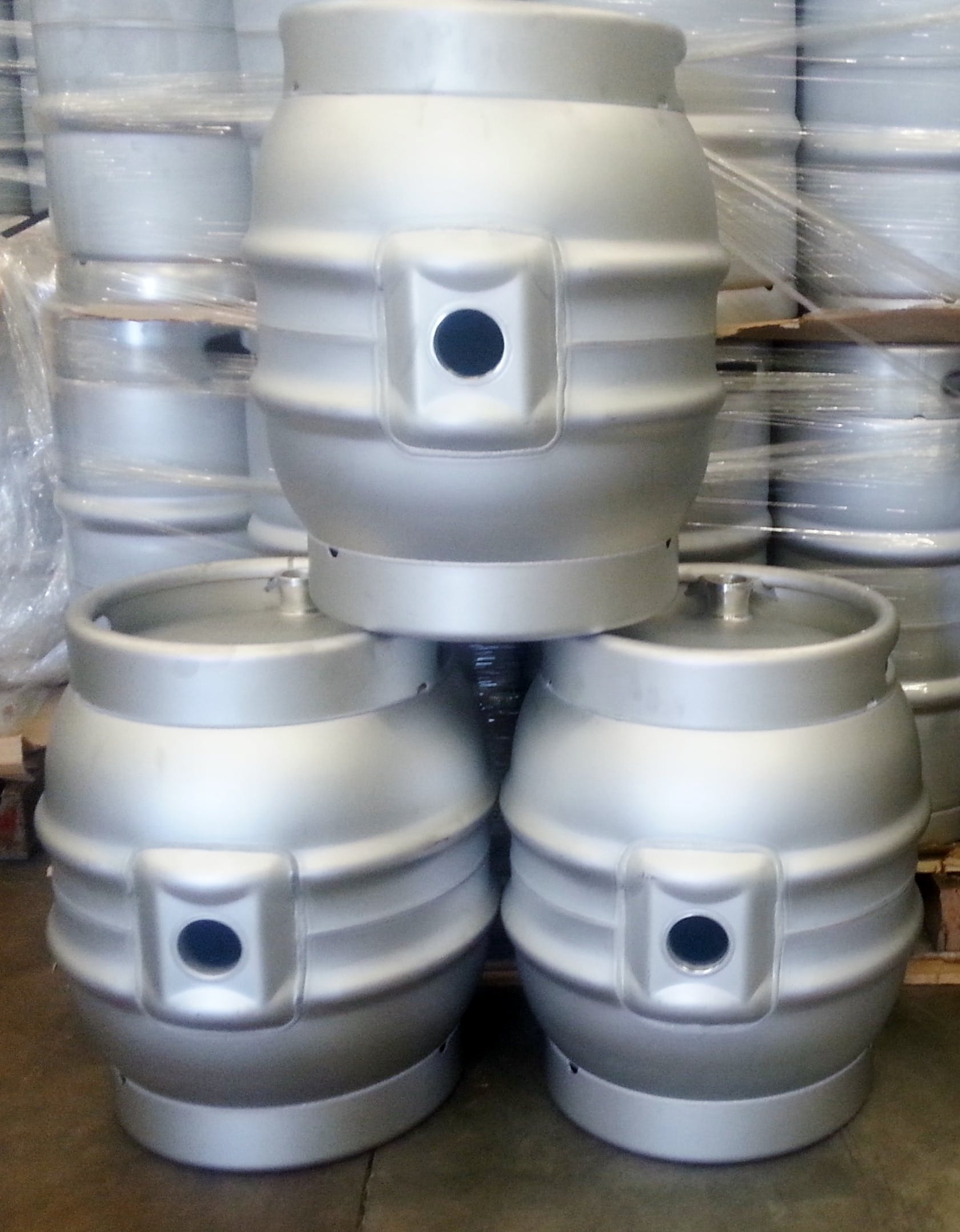 Firkin (9 Imperial Gal / 10.8 US Gal) Keg sold by Gopher Kegs