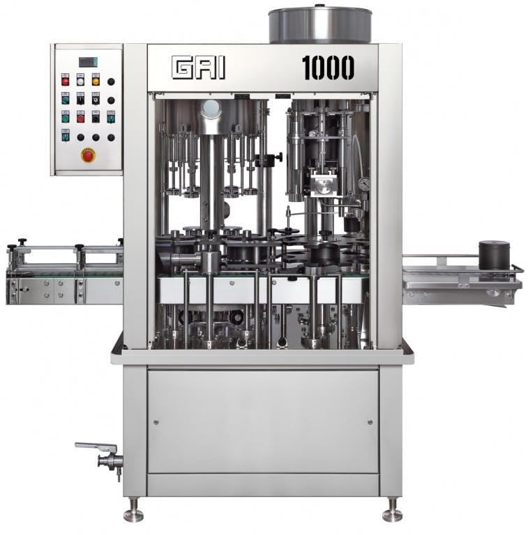 GAI 1000S Monoblocks Monoblock sold by Prospero Equipment Corp.